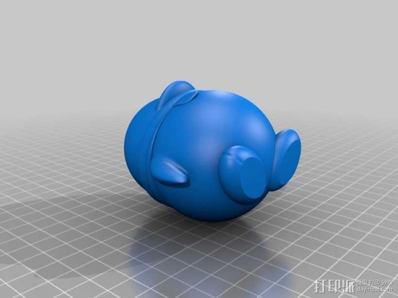 腾讯企鹅 3D模型  图10