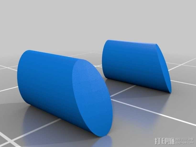 腾讯企鹅 3D模型  图9