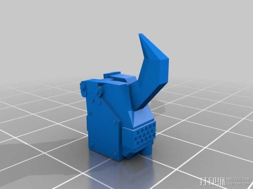 Orkks玩偶 3D模型  图4