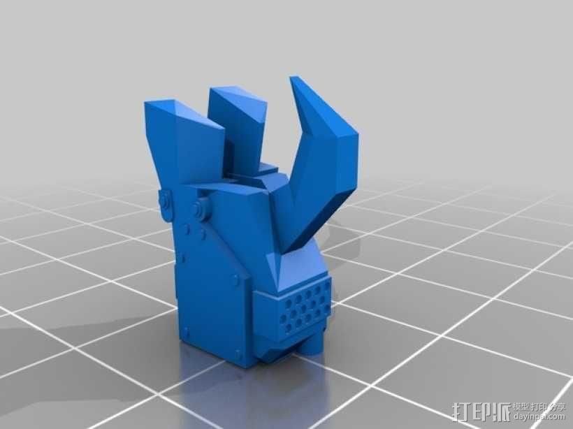 Orkks玩偶 3D模型  图6