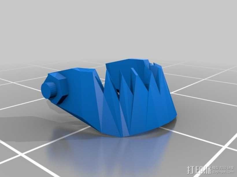 Orkks玩偶 3D模型  图14