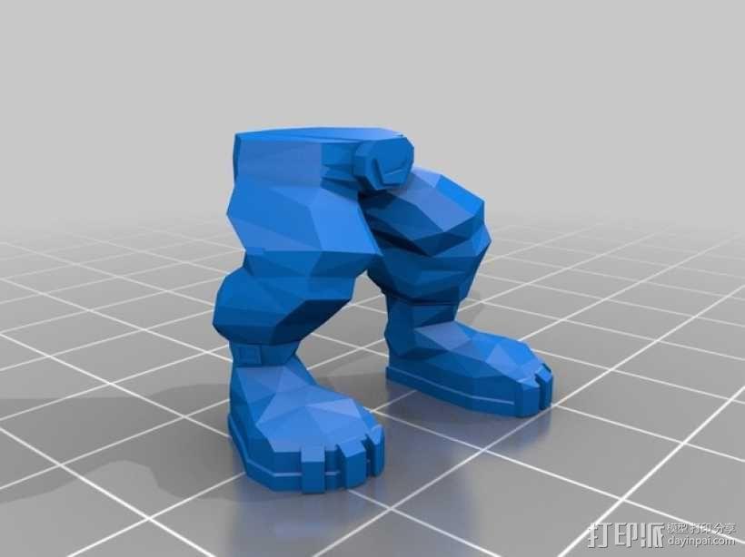 Orkks玩偶 3D模型  图17