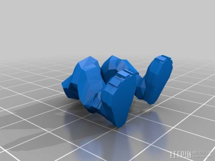 Orkks玩偶 3D模型  图18