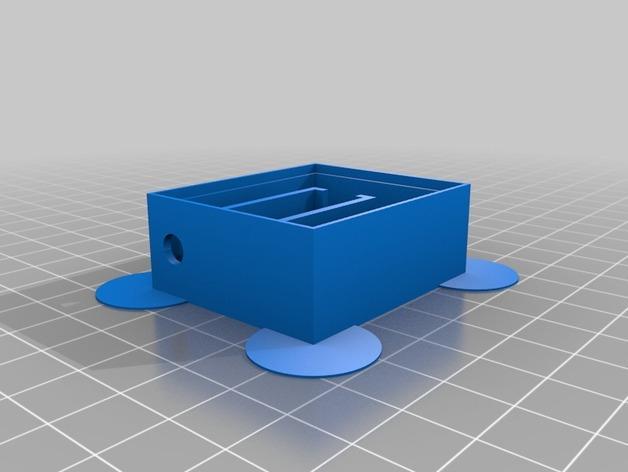 几何形转轮 3D模型  图3