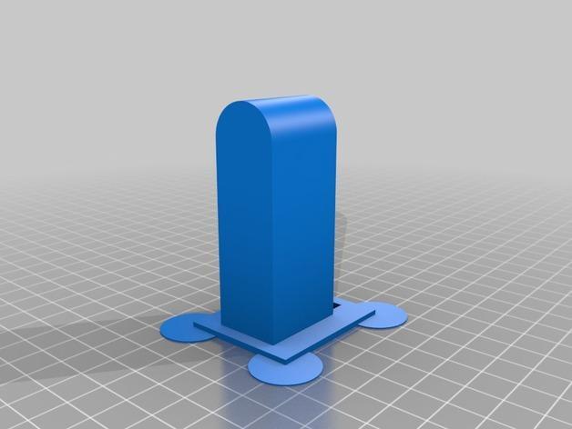 几何形转轮 3D模型  图4