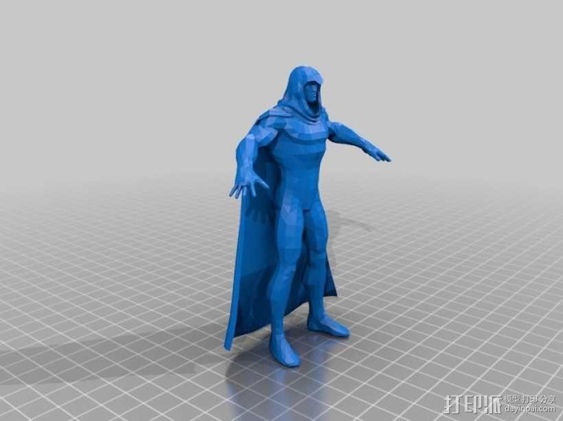 蝙蝠侠 3D模型  图13