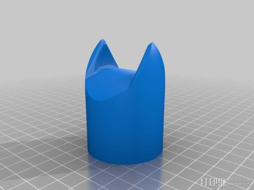 迷你蝙蝠侠 3D模型  图6