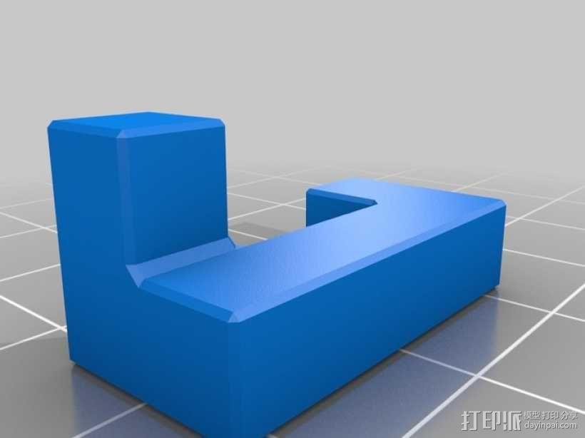 联锁拼图 3D模型  图4
