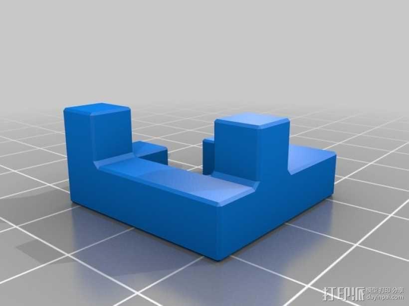 联锁拼图 3D模型  图7