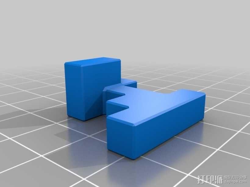 联锁拼图 3D模型  图8