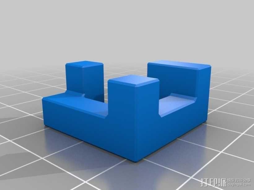 联锁拼图 3D模型  图6