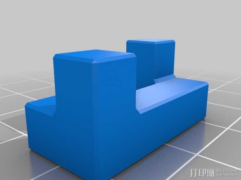 联锁拼图 3D模型  图9
