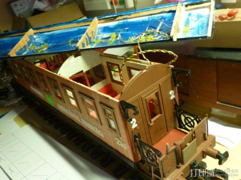 玩具火车 3D模型  图11