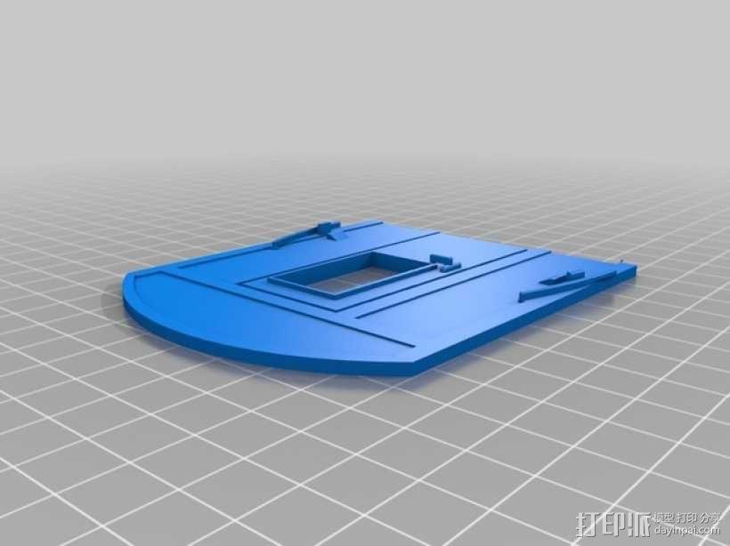 玩具火车 3D模型  图13