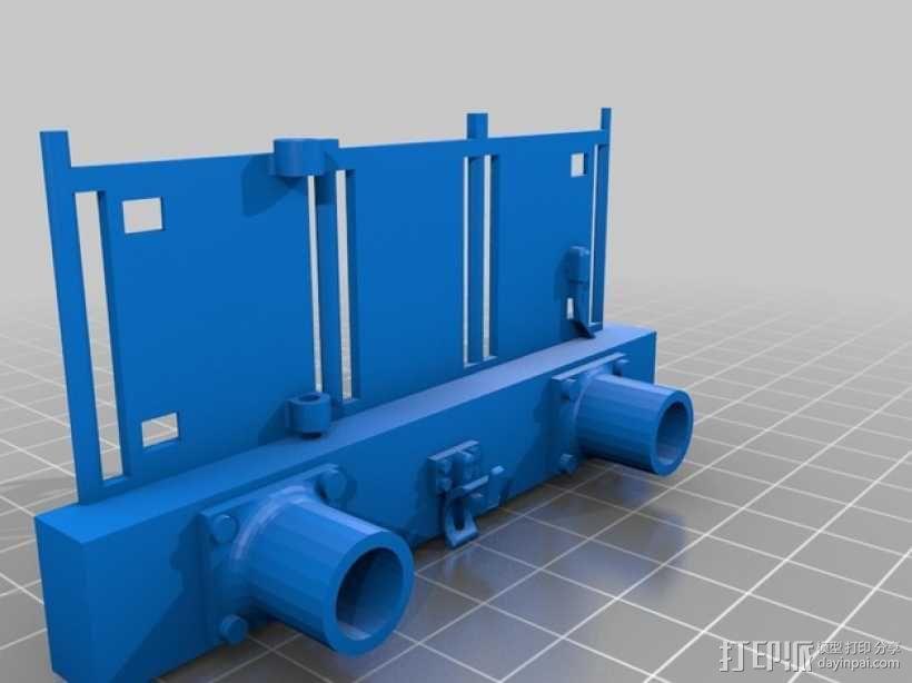 玩具火车 3D模型  图19
