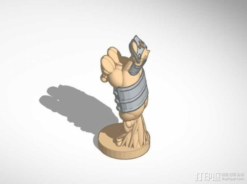 古董象棋 3D模型  图6