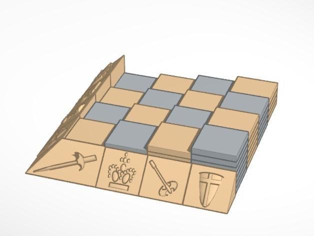 古董象棋 3D模型  图11