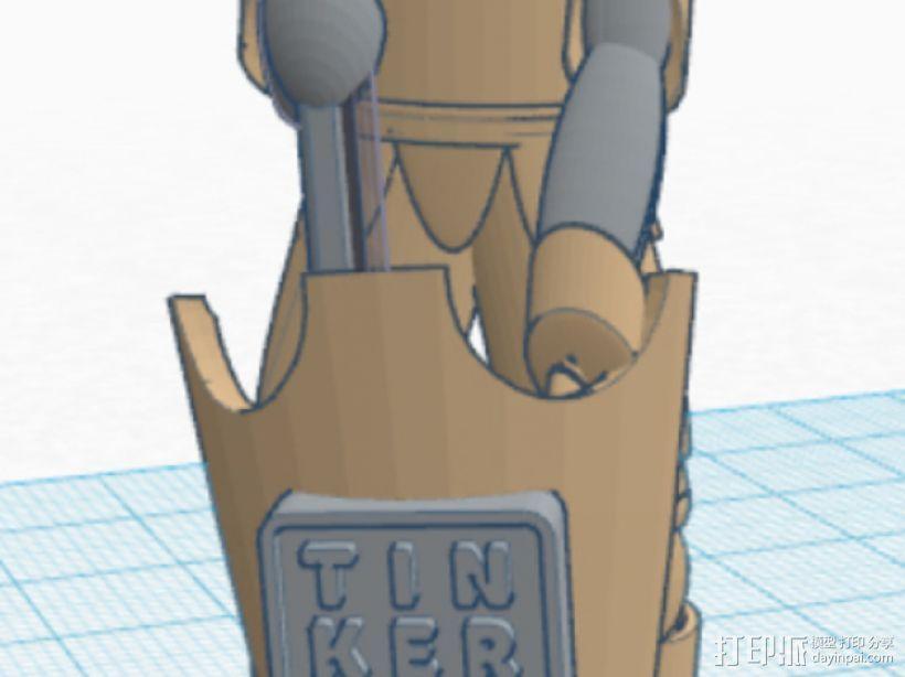 古董象棋 3D模型  图14