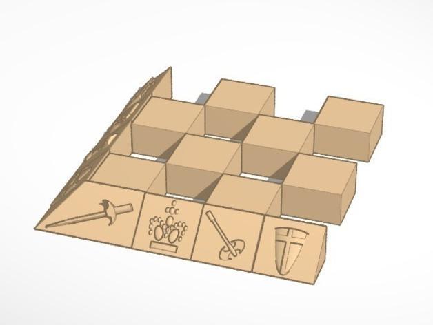 古董象棋 3D模型  图12