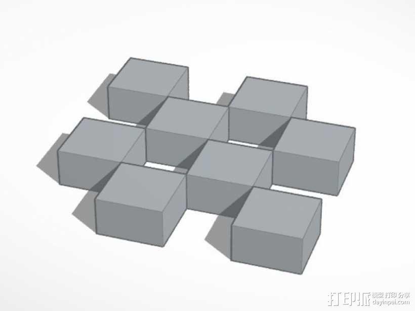 古董象棋 3D模型  图13