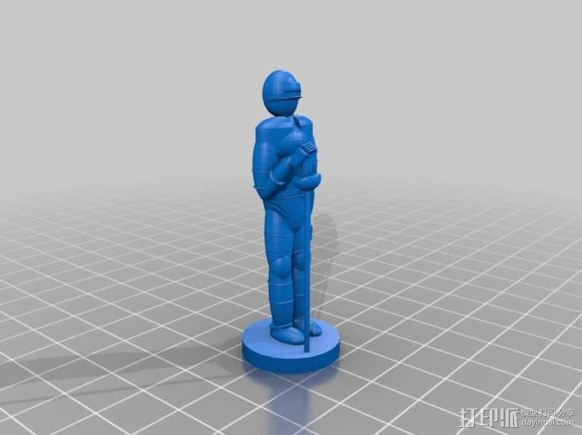 古董象棋 3D模型  图18