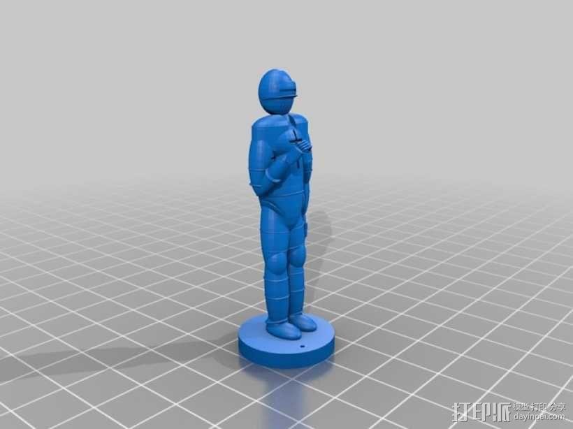 古董象棋 3D模型  图20