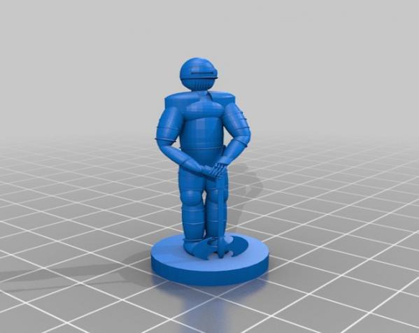 古董象棋 3D模型  图21
