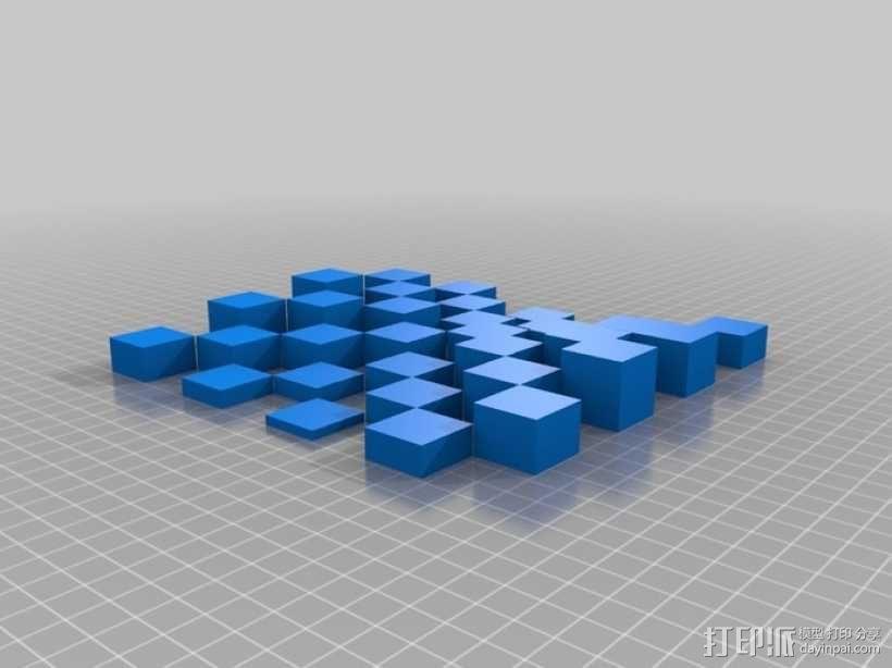 古董象棋 3D模型  图27