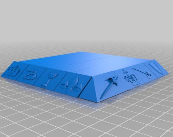 古董象棋 3D模型  图29