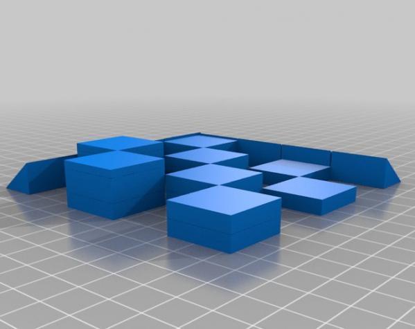 古董象棋 3D模型  图31