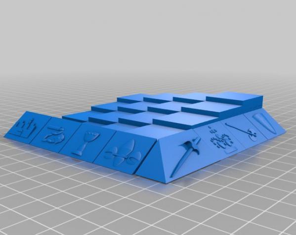 古董象棋 3D模型  图43