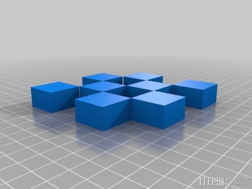 古董象棋 3D模型  图50