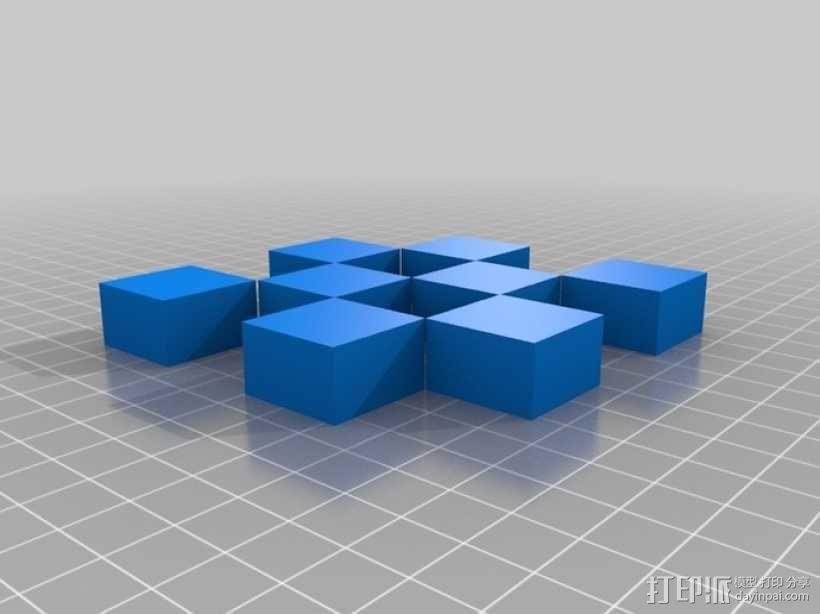 古董象棋 3D模型  图52