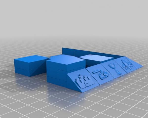 古董象棋 3D模型  图54