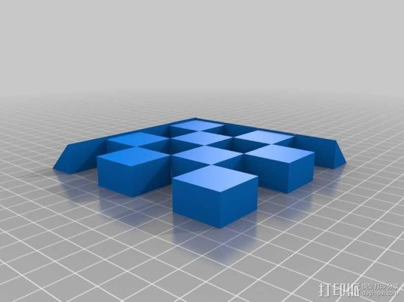 古董象棋 3D模型  图56