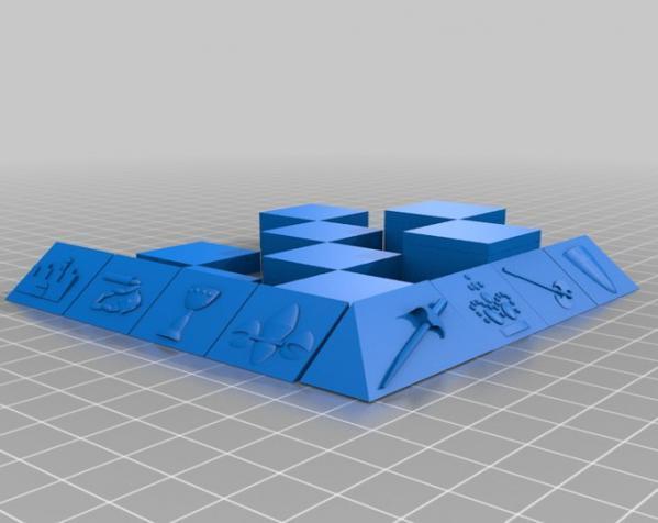 古董象棋 3D模型  图58