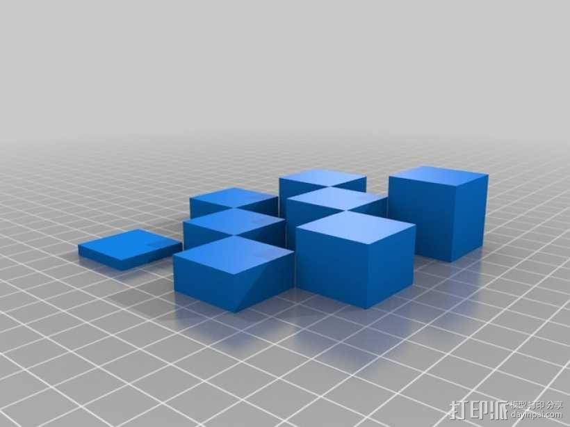 古董象棋 3D模型  图59