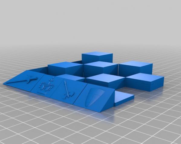 古董象棋 3D模型  图62