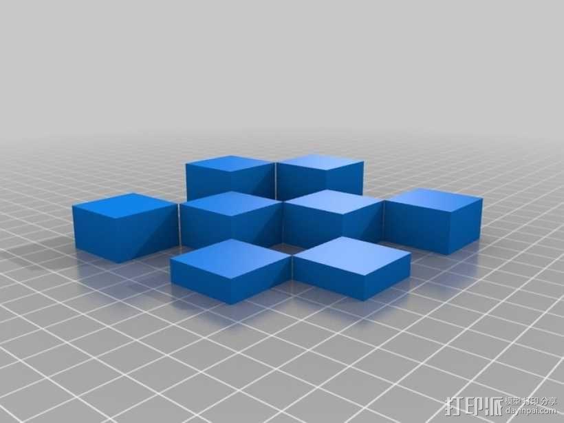 古董象棋 3D模型  图61