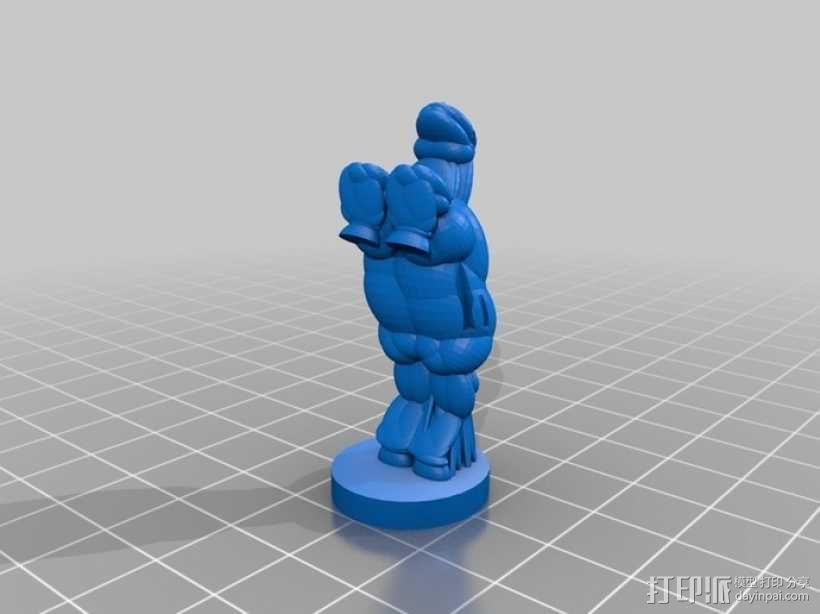 古董象棋 3D模型  图66