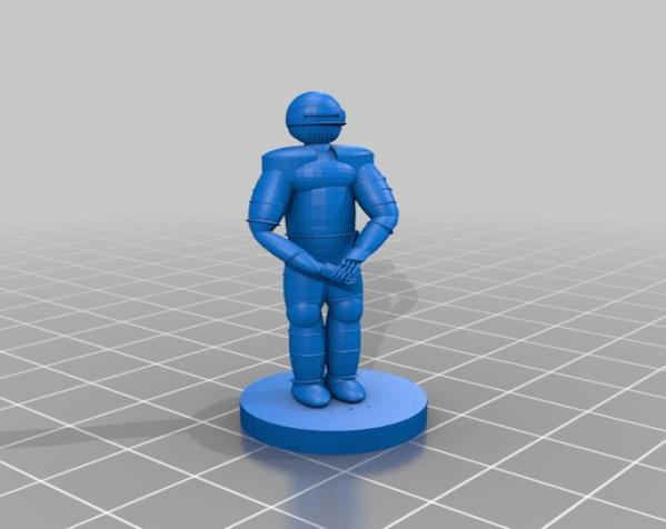 古董象棋 3D模型  图69