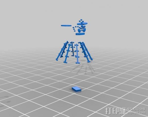 古董象棋 3D模型  图70