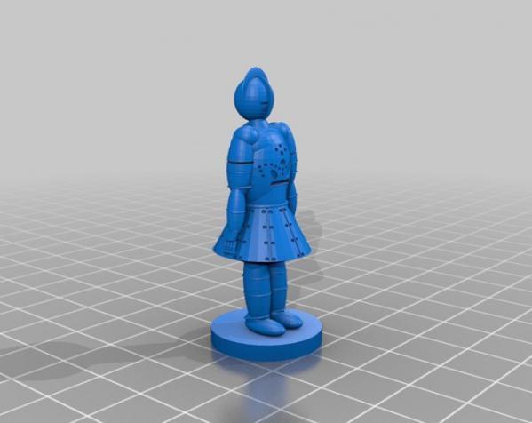 古董象棋 3D模型  图71