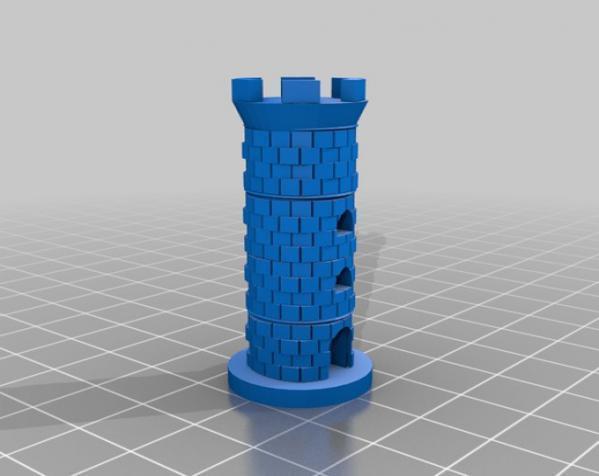 古董象棋 3D模型  图73