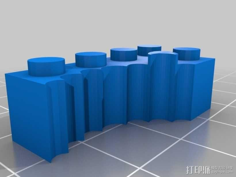 乐高方块 3D模型  图7