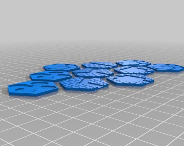 《Pocket-Tactics》战略游戏 3D模型  图5