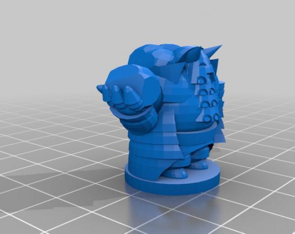 《Pocket-Tactics》战略游戏 3D模型  图9