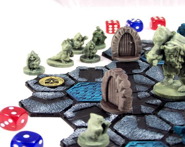 地下城 3D模型  图7