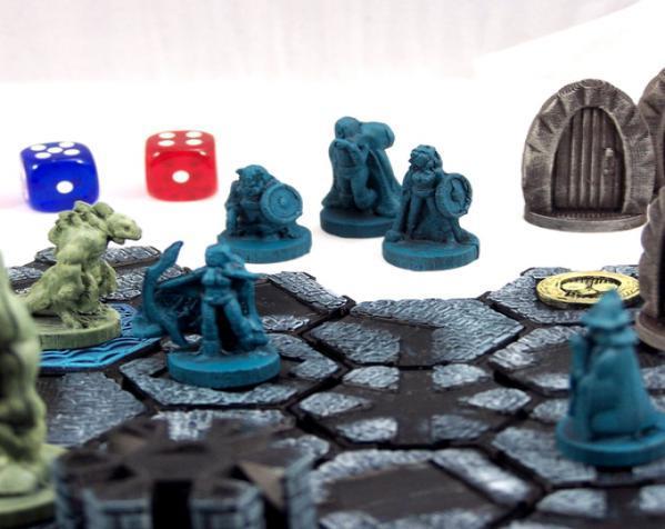 地下城 3D模型  图8