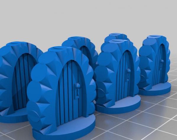 地下城 3D模型  图13